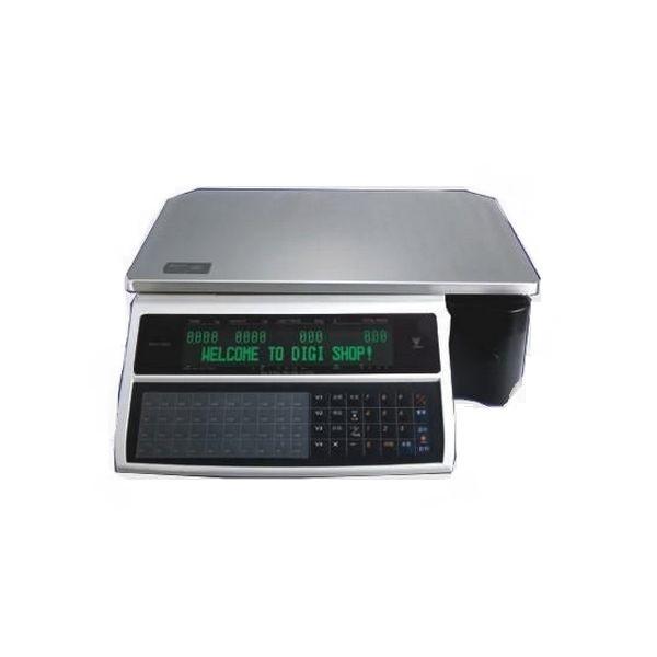 Весы с печатью этикетки Digi SM 100B