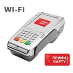 VeriFone VX 680 WIFI «ПРИМИ КАРТУ!»